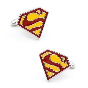 Superman's Shield DC Comics Cufflinks